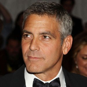 George Clooney Before Eyelift Surgery