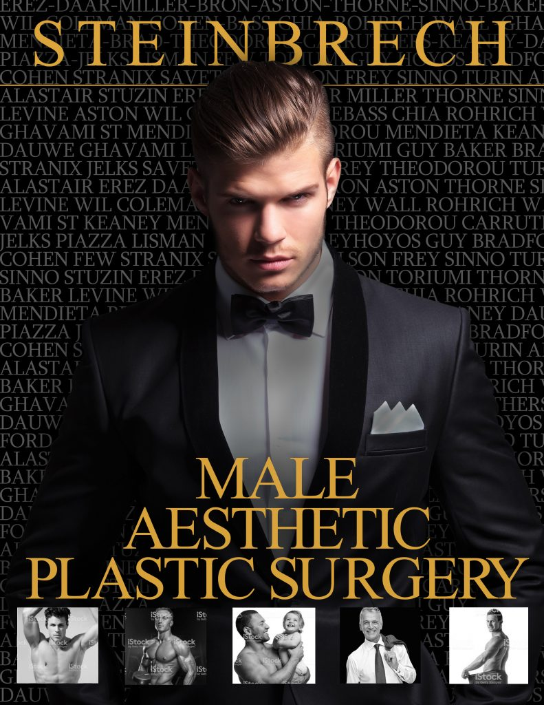 Dr. Douglas S. Steinbrech, a leader in Male Aesthetics will be launching his new textbook in 2019!